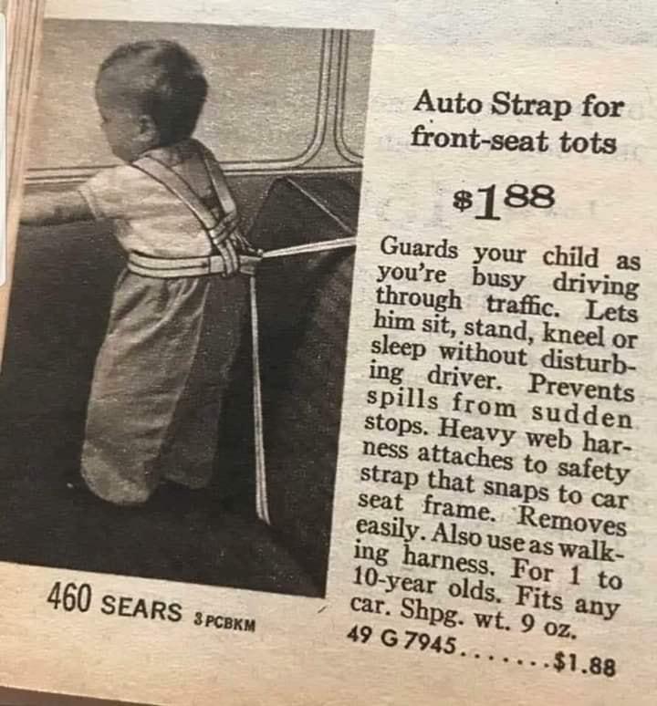 toddler strap